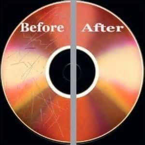 Rambling Thoughts: Scratched CDs and DVDs: The Fix