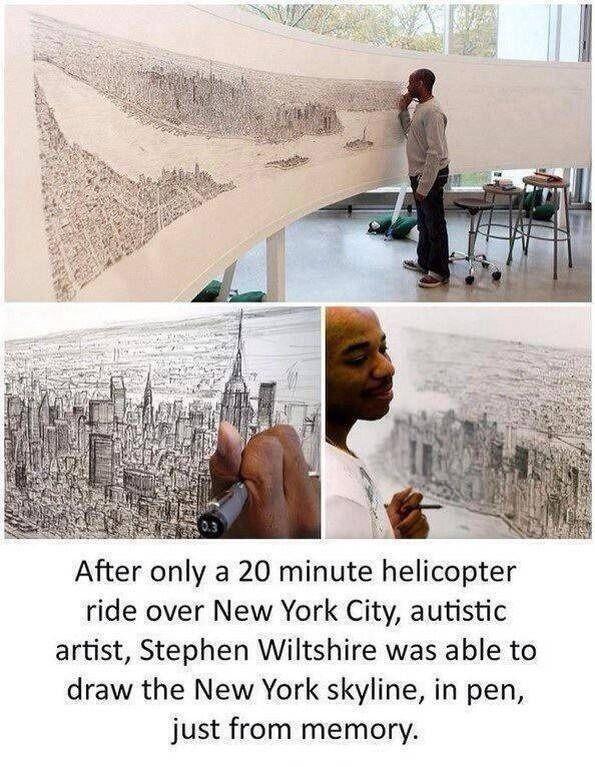 어느 자폐증 환자의 능력 | 자유게시판 | 뉴스/커뮤니티 : 다나와 자동차