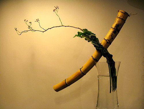 Naoki Sasaki - Master of Ikebana