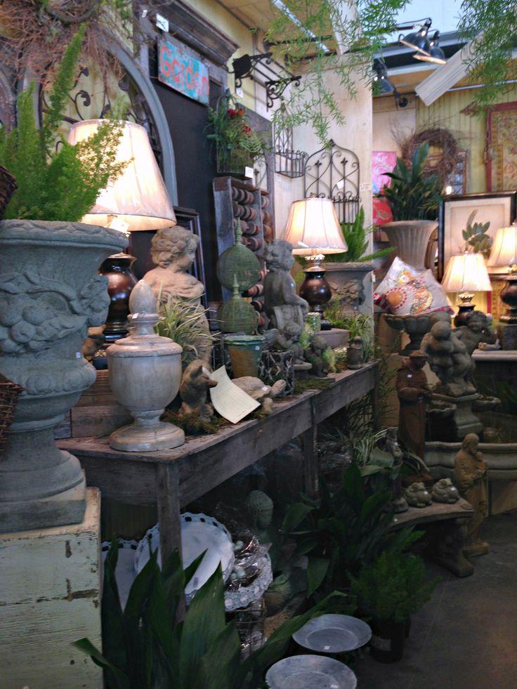 Nashville Antique And Garden Show Displayed Pinterest