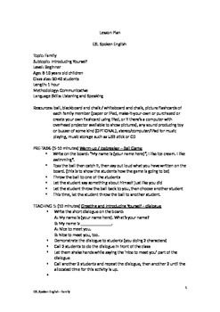 No time to make a lesson plan don 39 t like making lesson - How to design a lesson plan in english ...