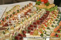 Garde Manger - comida fria Culinary Creations of Garde Manger Classes (fotocaihyd) Tags: fish chicken turkey for beef cream tags carving pork manger subject pantry centerpiece garde pate coldcuts terrine farce canapes centrepieces panada intricatecarving encroute ballotine openfacesandwiches