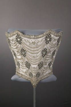 Wedding bodice, 1896
