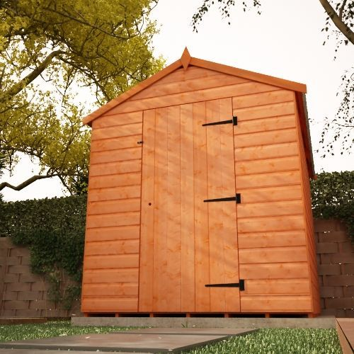 Apex Shiplap Sheds   Wooden Shiplap Sheds by Tiger Sheds