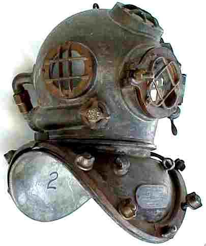 Antique Diving Helmets