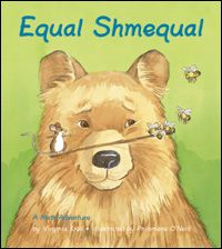 What does it mean to be equal? Mouse and her friends want to play tug-of-war but they can't figure out how to make teams that are equal. Nothing works until Mouse starts thinking mathematically. Wonderful illustrations capture Mouse and her animal friends from whiskers to tails.