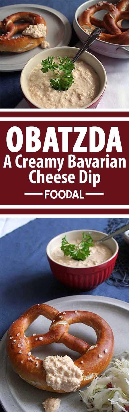 Obatzda Cheese Dip