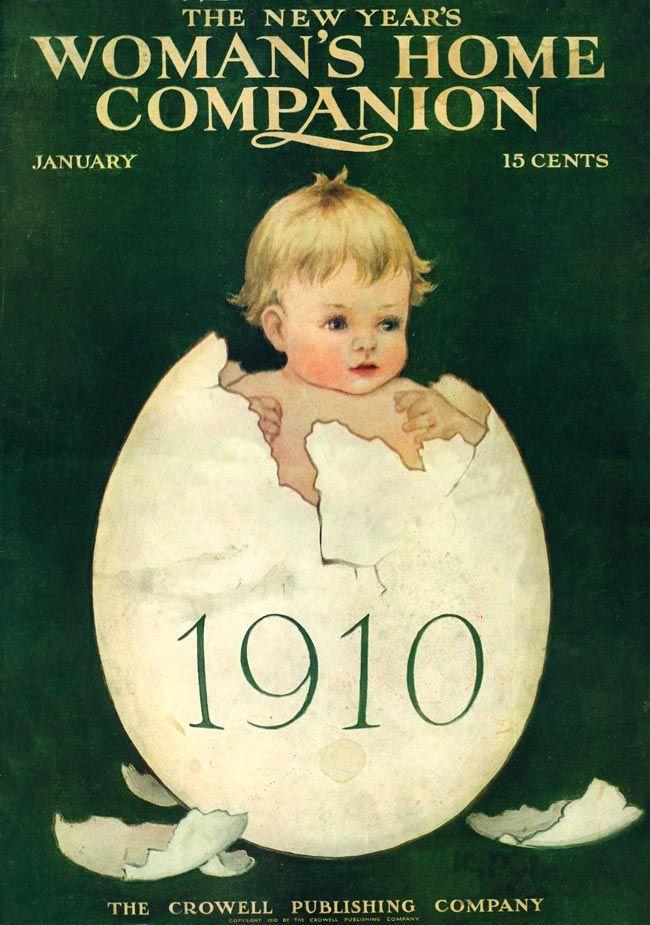 Woman's Home Companion 1910                              …