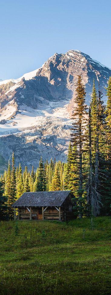 Mt. Rainier National Park, Washington, USA