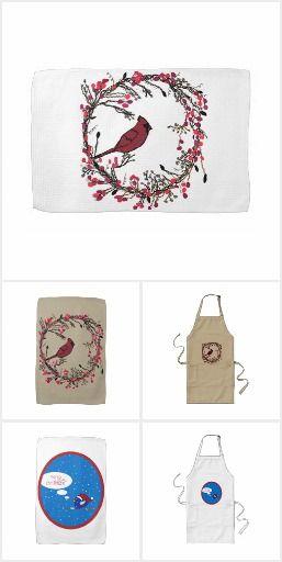 Christmas Kitchen Accessories