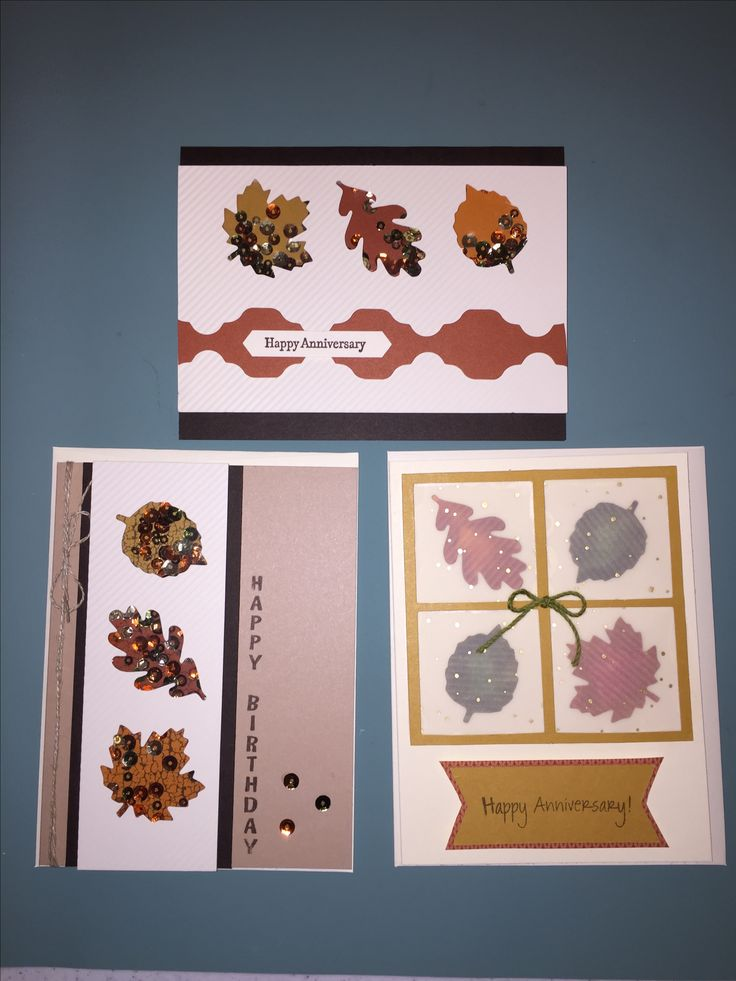 October 2016 Paper Pumpkin alternative cards