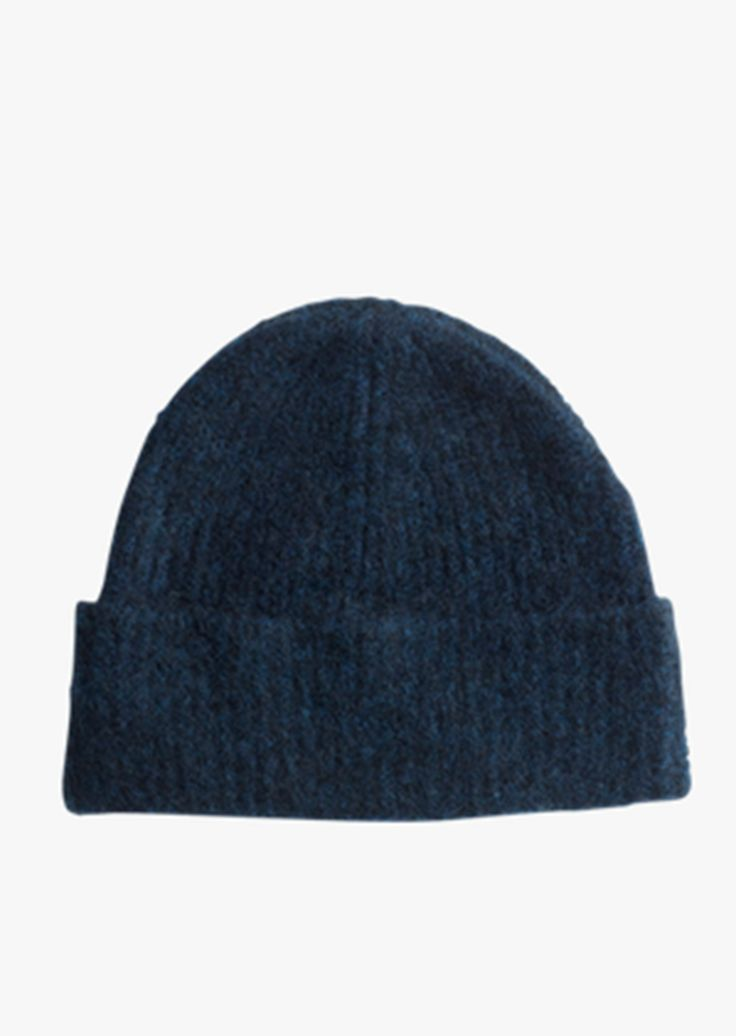 Designers of Scandinavia - Filippa K Cozy Wool Hat Grape