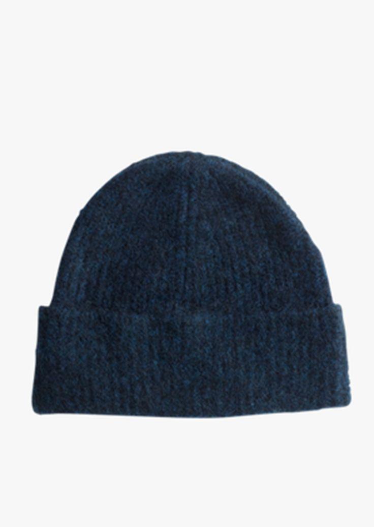 Designers of Scandinavia - Filippa K Cozy Wool Hat Grape