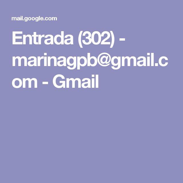 Entrada (302) - marinagpb@gmail.com - Gmail