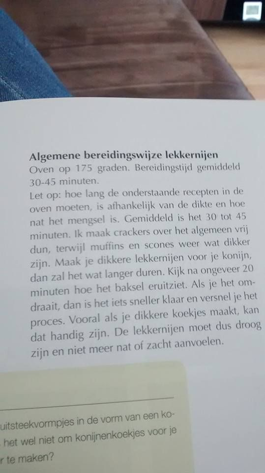 recepten voor je konijn,traktatie's drogen (03 )