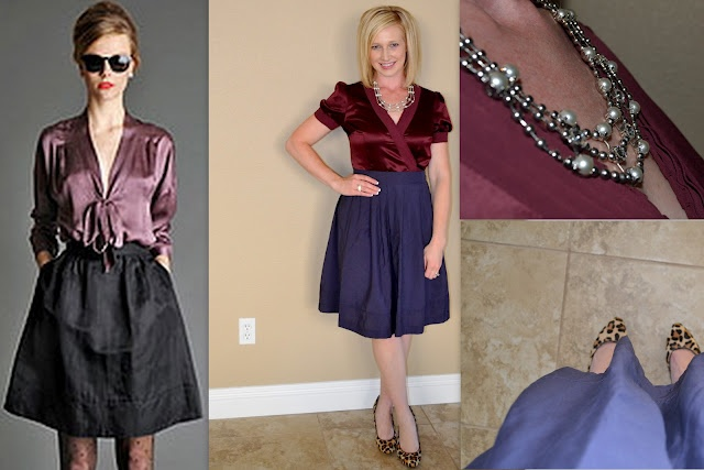 Particularly Practically Pretty, Mad Men style!