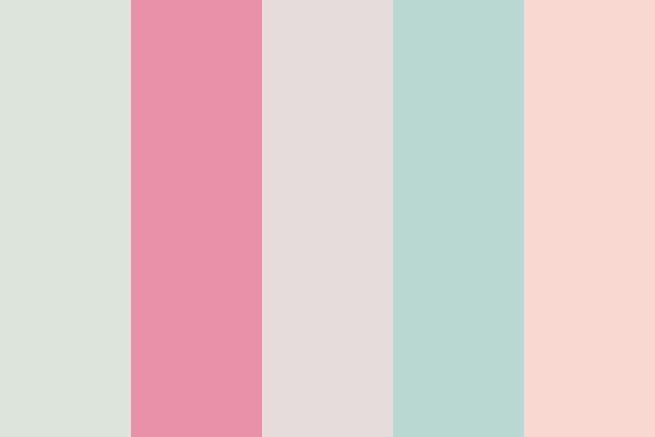 January Colors in 2020 | January colors, Color, Color palette