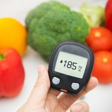 Potraviny a glykemický index