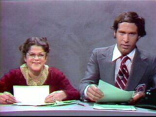 SNL in the 70s - Well, Jane, it just goes to show you, it's always something--if it ain't one thing, it's another