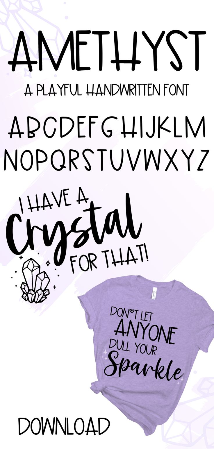 New Handwritten Cricut Font Free for Commercial Use