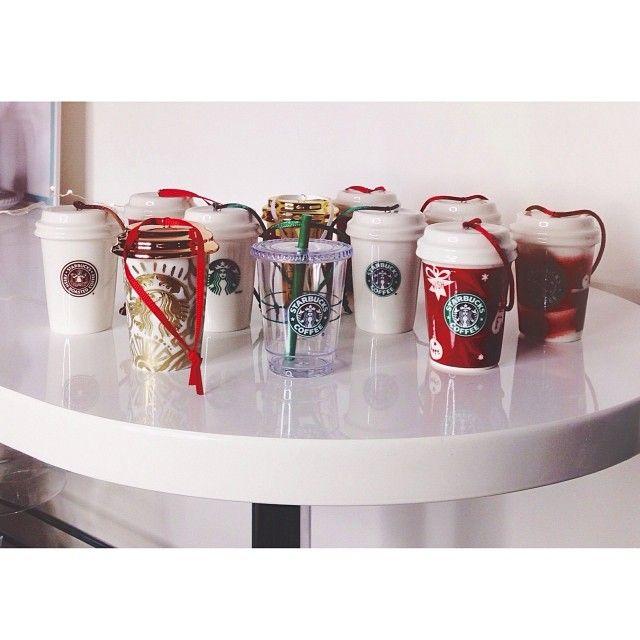 109 best Starbucks Ornaments~ images on Pinterest | Starbucks ...