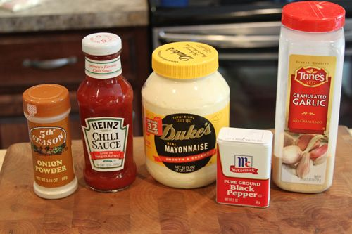 Southern Bite – Stacey Little's Southern Food Blog – Comeback Sauce