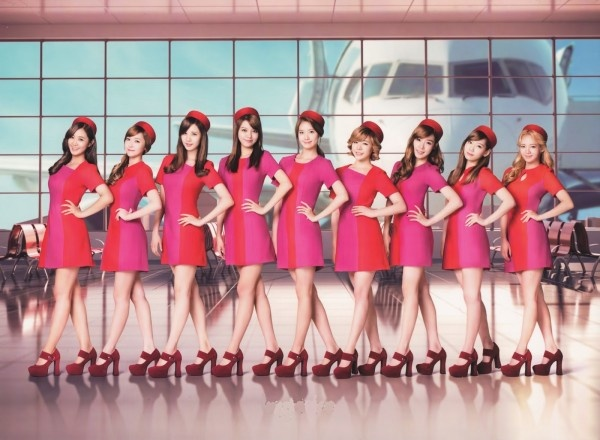 "Girls' Generation to release new Japanese single ""LOVE"" in May"