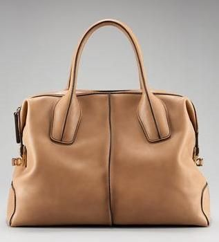 tod's handbags | Simple Elegant Brown Tod's Bag