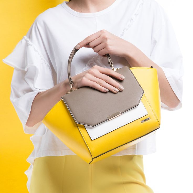 Torebka pełna słońca:) #fashion #bags #trends #style #brand #polishbrand