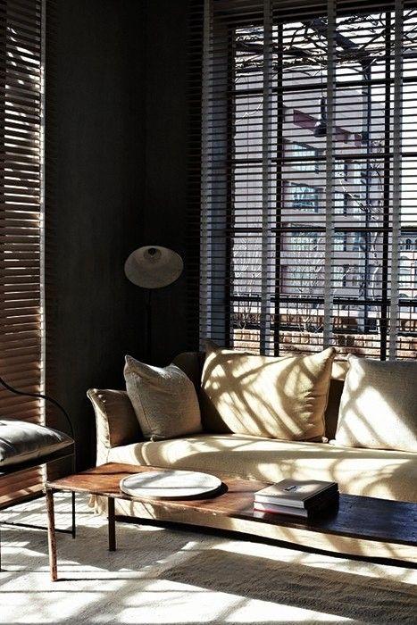 Axel Vervoordt Greenwich Hotel Suite |