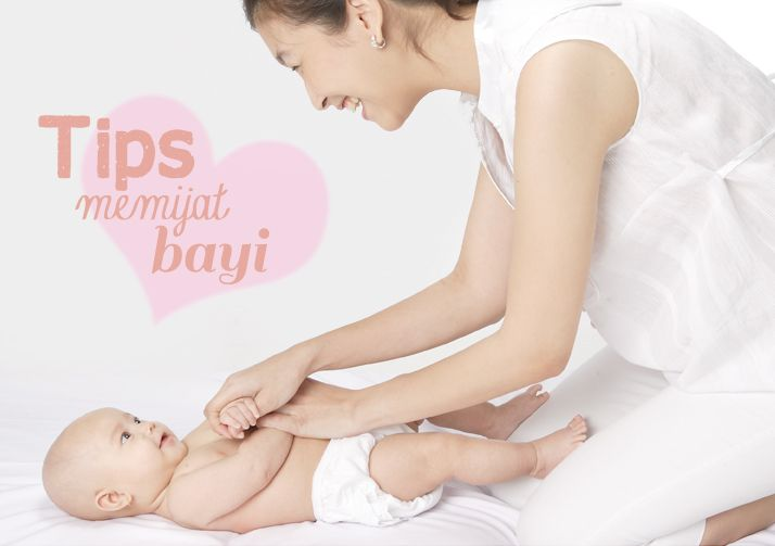 Tips Memijat Bayi :: Baby Massage Tips