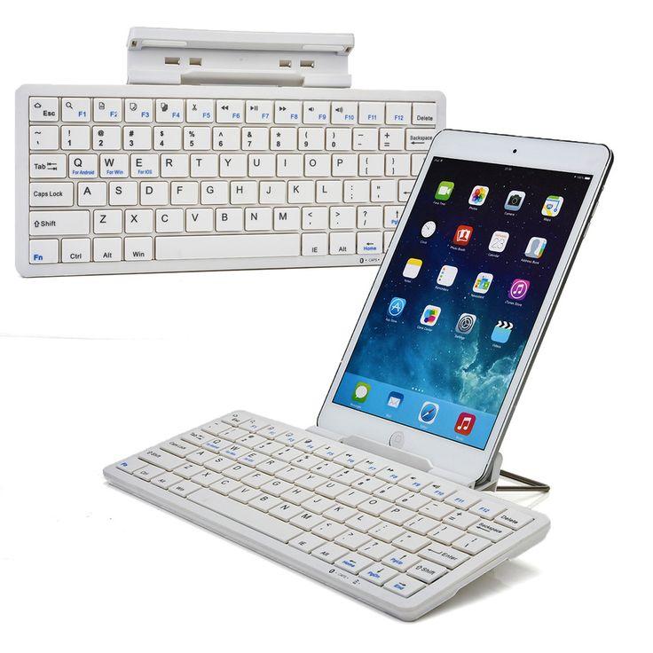 Cooper K2000 Universal Bluetooth Keyboard Dock for Tablets & Phones