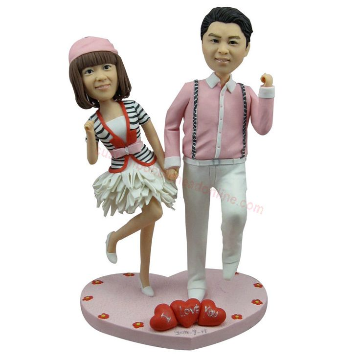 Make Your Own Wedding Topper: 15 Best Couples Custom Bobblehead Images On Pinterest
