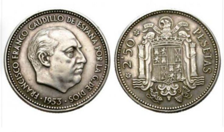 España Diario | Siete monedas de peseta que tienen ahora un alto valor