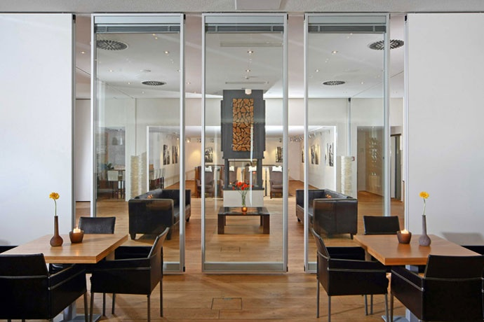 Modernfold Operable Partitions Folding Partitions Glass Walls And