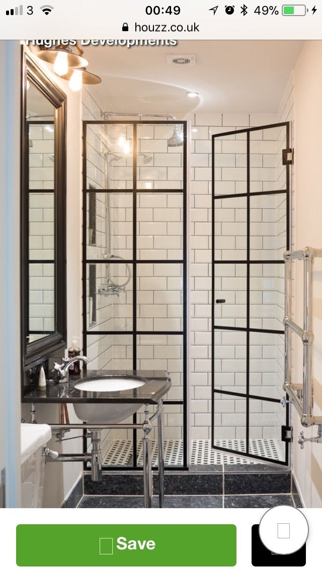 Shower Idea House Bathroom Shower Room Bathrooms Remodel