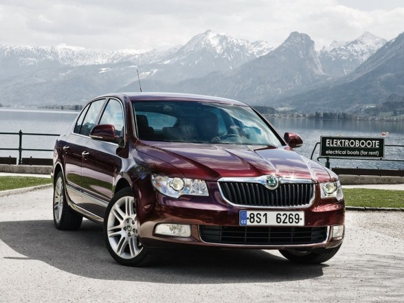 2009 Skoda Superb and Skoda Superb GreenLine