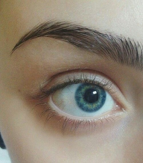The perfect eyebrow shape