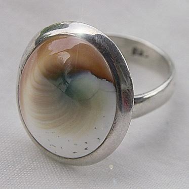 """""""Kamana"""" Ring from Cahoia"""
