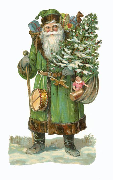 Le Blog des Sorciers Voodoo: Le pouvoir d'une marque : Coca Cola et le Père Noël