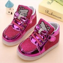 Ninas kids sneakers LED lights tenis infantil children shoes 2016 autumn girls leisure sports casual shoes 21     Tag a friend who would love this!     FREE Shipping Worldwide     #BabyandMother #BabyClothing #BabyCare #BabyAccessories    Buy one here---> http://www.alikidsstore.com/products/ninas-kids-sneakers-led-lights-tenis-infantil-children-shoes-2016-autumn-girls-leisure-sports-casual-shoes-21/