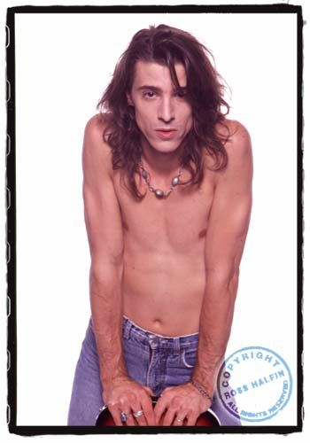 Ratt- o my Lord it's warren demarcation without a shirt