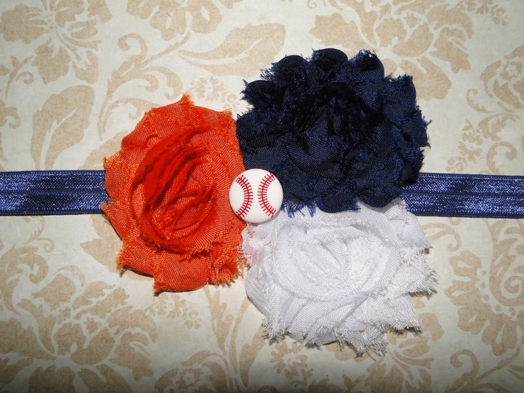 Detroit Tigers. Deteoit Tigers baby girl. Detroit tigers baby. Detroit Tigers Baby Headbands Newborn Headband by BabyliciousDivas, $7.25