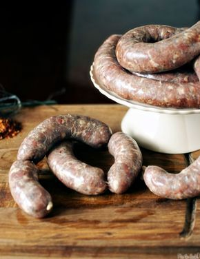 homemade italian sausage- get ready for grown up mac and cheese.