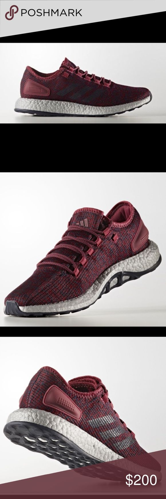 ⭐️NEW⭐️Adidas Pureboost Shoes😎 Brand NEW Adidas Pureboost Shoes, Men's running shoes Size 14, mystery ruby color, SOLD OUT ON ADIDAS. 😎👍 PERFECT/COMFORTABLE CONDITION😎 Make an offer😉👍 adidas Shoes Athletic Shoes
