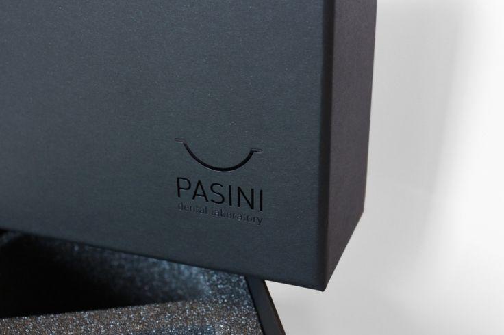 Paper Box for Pasini Dental Laboratory
