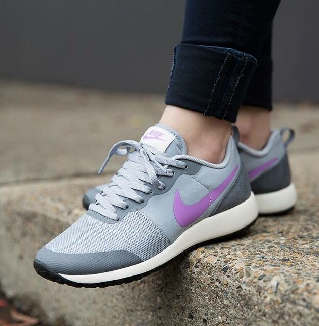 nike elite shinsen grey lilac sneakers nike elite. Black Bedroom Furniture Sets. Home Design Ideas