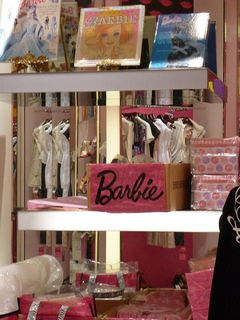 Barbie Store in Odaiba, Tokyo by Pop Life Ken, via Flickr