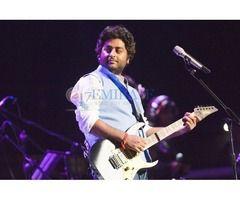 Arijit Singh Concert in Dubai Tickets