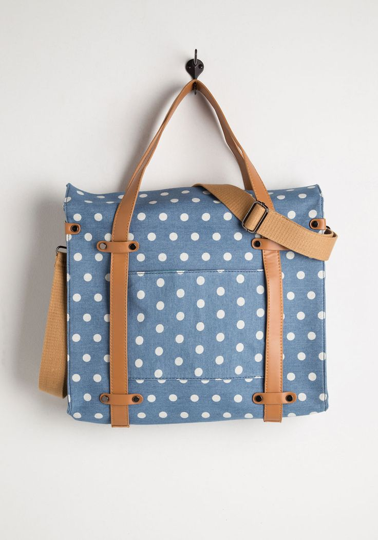 Camp Director Tote in Day Camp, #ModCloth
